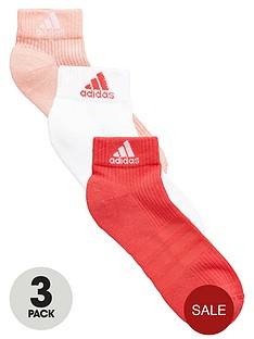 adidas-3-pack-performancenbspankle-socksnbsp