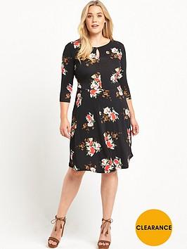 v-by-very-curve-curve-floral-jersey-tea-dress
