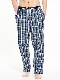 hugo-boss-woven-check-loungepant