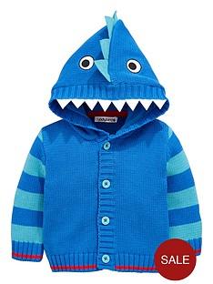 ladybird-baby-boys-lined-hood-monster-cardigan