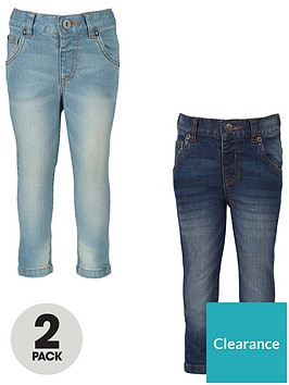 mini-v-by-very-toddler-boys-2-pack-skinny-fit-jeans-with-stretch