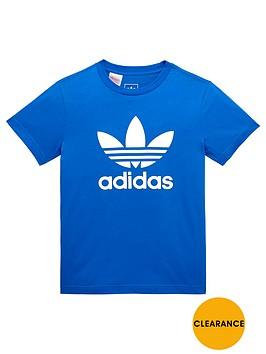 adidas-originals-older-boys-trefoil-tee