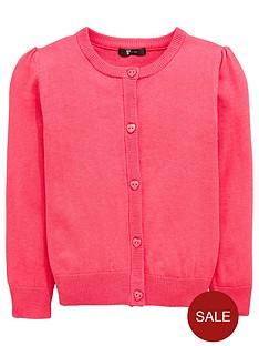 mini-v-by-very-girls-essential-pink-cardigan