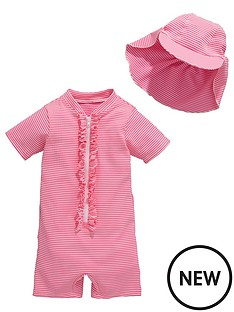 mini-v-by-very-girls-neon-stripe-sunsafenbspand-hat-set