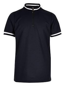 river-island-boys-blue-high-neck-polo-shirt