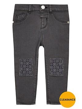 river-island-mini-girls-grey-crochet-jeans