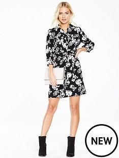 v-by-very-printed-shirt-dress