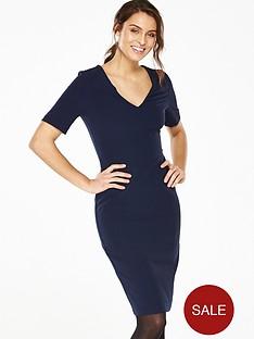 v-by-very-short-sleeve-bodycon-dress