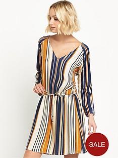vila-lavina-stripe-dress