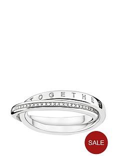 thomas-sabo-sterling-silver-diamond-set-together-forever-ring