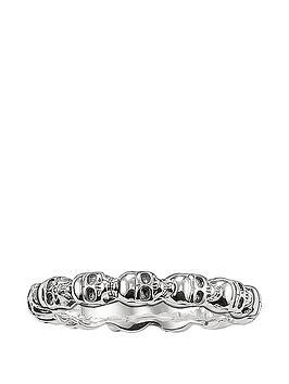 thomas-sabo-sterling-silver-mens-skull-ring