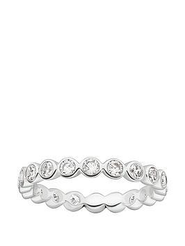 thomas-sabo-thomas-sabo-sterling-silver-cubic-zirconia-ring