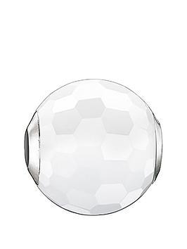 thomas-sabo-thomas-sabo-sterling-silver-facetted-white-karma-bead