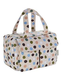 victoria-green-victoria-green-penryn-blue-carry-all-wash-bag
