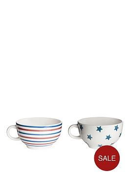 sabichi-set-of-2-oversized-mugs-ndash-stars-and-stripes