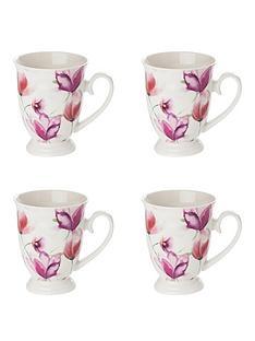 sabichi-set-of-4-peony-footed-mugs