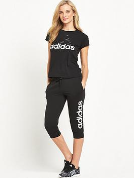 adidas Pant 4 3 Linear Essentials Clearance 2018 Unisex Wide Range Of Sale Online Limited New 7tT0TV