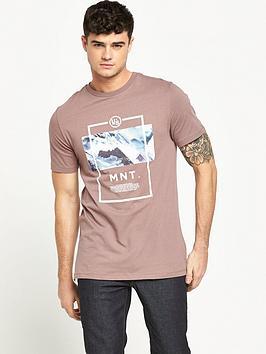 river-island-graphic-print-short-sleeve-tshirt