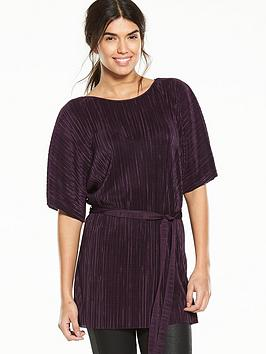 v-by-very-pleated-tunic-with-belt