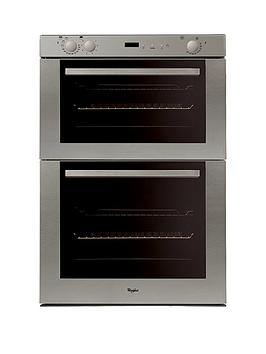 whirlpool-akw301ix-built-in-electric-double-oven-stainless-steel