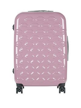 lulu-guinness-hard-sided-4-wheel-medium-case-nude-rose