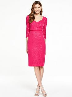 v-by-very-premium-lace-panel-pencil-dress-pink