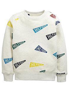 tommy-hilfiger-printed-sweat-top