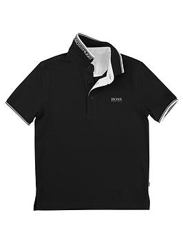 boss-boys-classic-polo-shirt-black