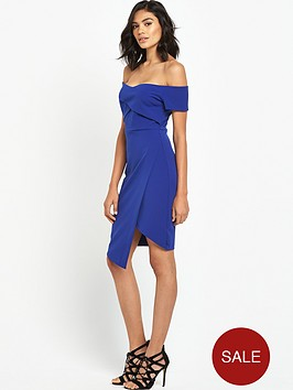 river-island-bardot-dress