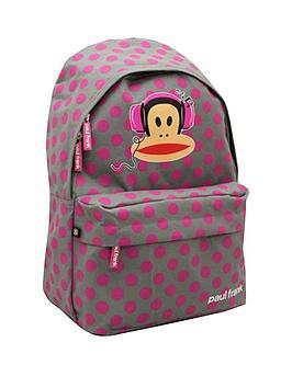 paul-frank-polka-dot-backpack