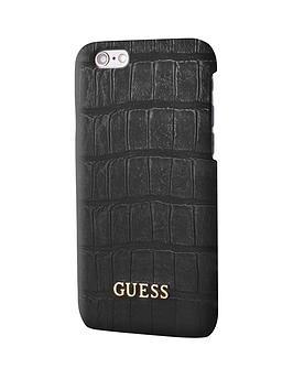 guess-guess-croco-pu-hard-case-matte-black-iphone-66s