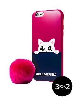 karl-lagerfeld-k-peek-a-boo-tpu-case-for-iphone-66s-pink