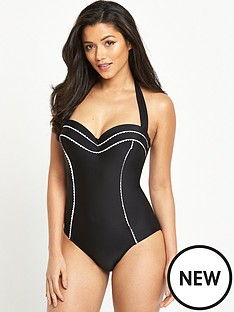 v-by-very-controlwear-underwired-scallop-trim-swimsuit