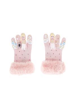 monsoon-swan-princess-novelty-gloves