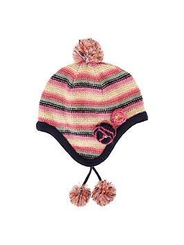 monsoon-rosette-flower-stripe-hat