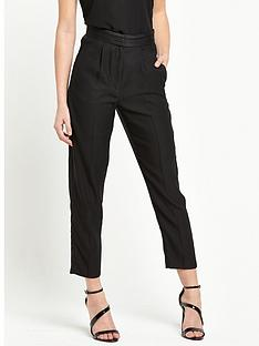 miss-selfridge-tux-trouser-black