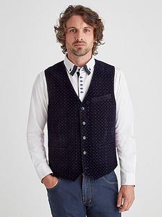 joe-browns-velvet-waistcoat