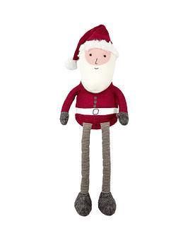 mamas-papas-knitted-santa-toy
