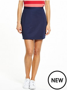 fred-perry-tonal-a-line-tennis-skirt-carbon-blue