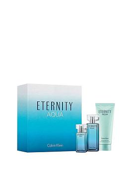 calvin-klein-ck-eternity-aqua-30ml-edp-mini-edp-100ml-body-lotionnbspgift-set