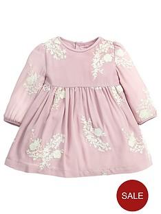 mamas-papas-baby-girls-lace-smock-dress