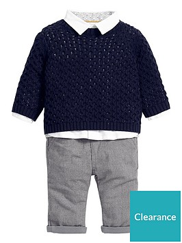 mamas-papas-baby-boys-shirt-jumper-and-trousers-set