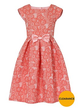 little-misdress-girls-floral-jacquard-dress