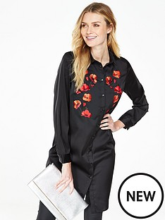 v-by-very-embroidered-longline-satin-blouse