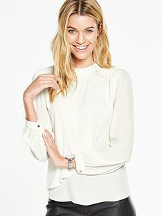 v-by-very-high-neck-wrap-over-blouse