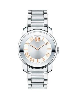 movado-bold-silver-tone-dial-rose-tone-detail-stainless-steel-ladies-watch