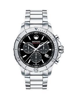 movado-movado-series-800-black-dial-chronograph-stainless-steel-bracelet-mens-watch