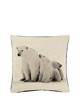 arctic-bears-cushion