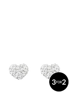 love-silver-sterling-silver-crystal-heart-glitter-studs