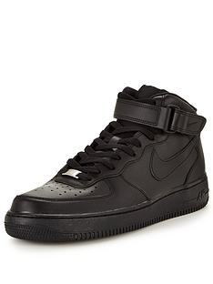 new style 45860 1cd2a Nike Air Force 1 Mid 07 Leather